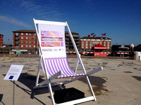 BIG Deck Chair for Waterfront Festival