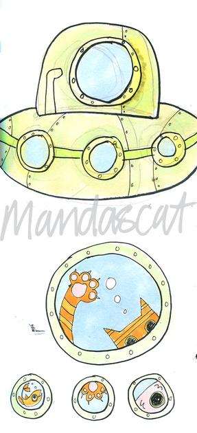 Sub ideas and port hole